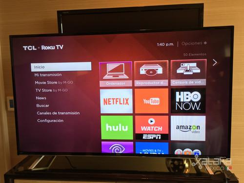 Roku TV, primeras impresiones
