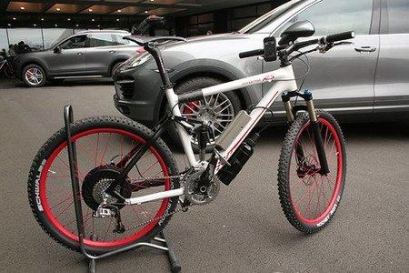 Porsche Hybrid RS mountain bike