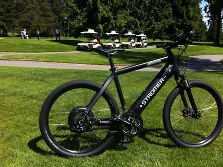 Bicicleta eléctrica Stromer ST1: ¿Élite o Platinum?