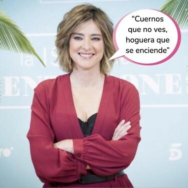 Máxima expectación ante el estreno de 'La Última Tentación': Sandra Barneda da un adelanto sobre el reality guarrindongo de Mediaset