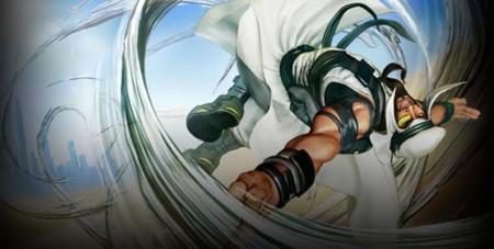 Rashid es una de las grandes interrogantes para Street Fighter V, su tráiler nos mostrará su potencial