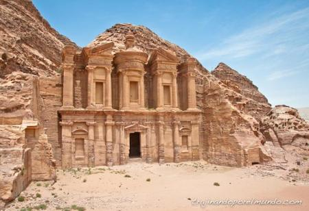 Compañeros de ruta: Del Algarve a Petra
