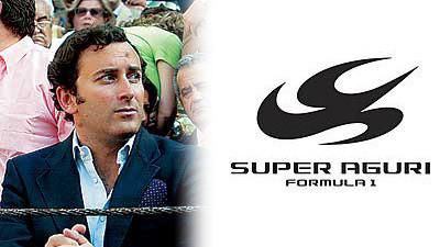Vuelve a relacionarse a Super Aguri con intereses españoles
