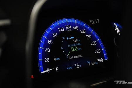 Toyota Corolla Hybrid Vs Se Mexico Ahorro Opiniones 23