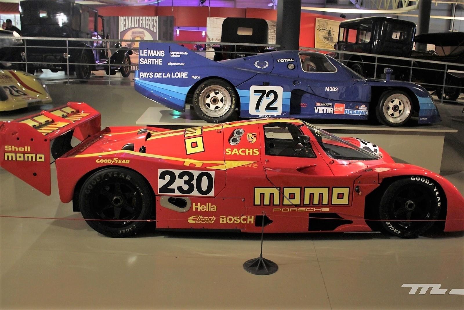 Foto de Museo de las 24 Horas de Le Mans (madurez) (25/45)