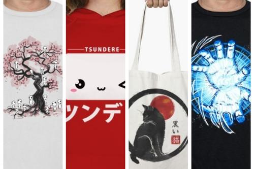 12 camisetas para los amantes de Japón con el 20% extra de La Tostadora