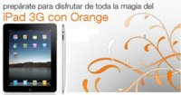 Tarifas de datos para el iPad con Movistar y Orange