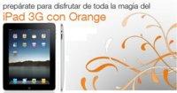 Tarifas de datos para el iPad con Movistar y Orange