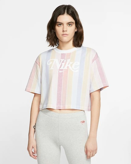 Sportswear Camiseta De Manga Cor