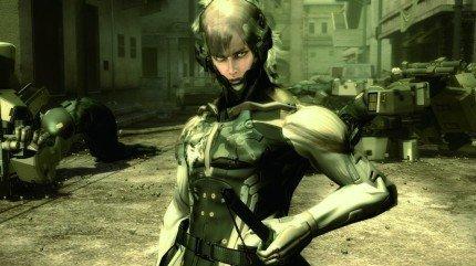 Kojima Productions confirma que 'MGS4' está siendo desarrollado sólo para PS3