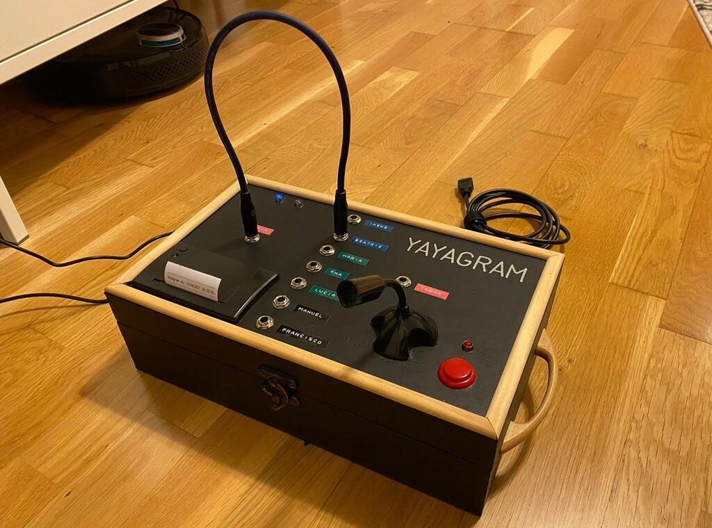 Yayagram, o como usar una Raspberry Pi para ayudar a los mayores a comunicarse con sus nietos vía Telegram