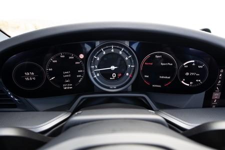 Porsche 911 Carrera 4s Cabriolet cuadro relojes