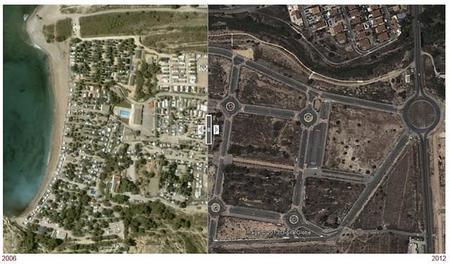 Urbanicidios escogidos = Inventario Fotográfico de la España de los últimos 15 años