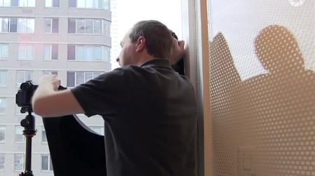 Algunos trucos para reducir reflejos disparando a través de un cristal