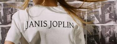Zara lanza nuevas camisetas de algodón con Paul Newman o Marilyn Monroe como protagonistas (entre otros) y son perfectas