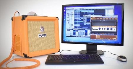 Orange OPC, érase un ordenador a un amplificador pegado