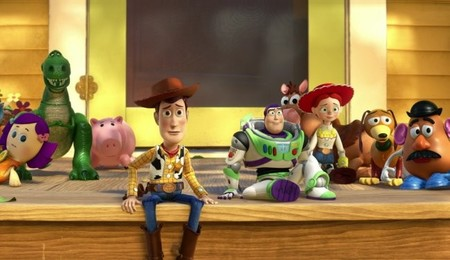 'Toy Story 4', en 2017