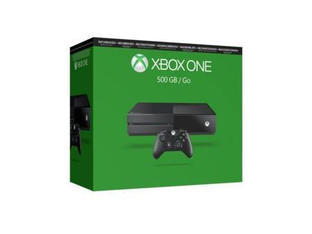 Consola Xbox One 500GB Reacondicionada por 197,96 euros
