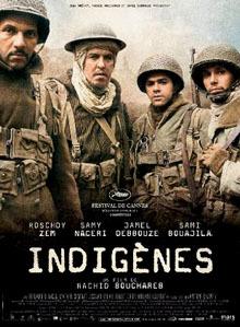'Indigènes' gana en el Festival de Cine Solidario y 'Volver' la medalla del Círculo de Escritores Cinematográficos