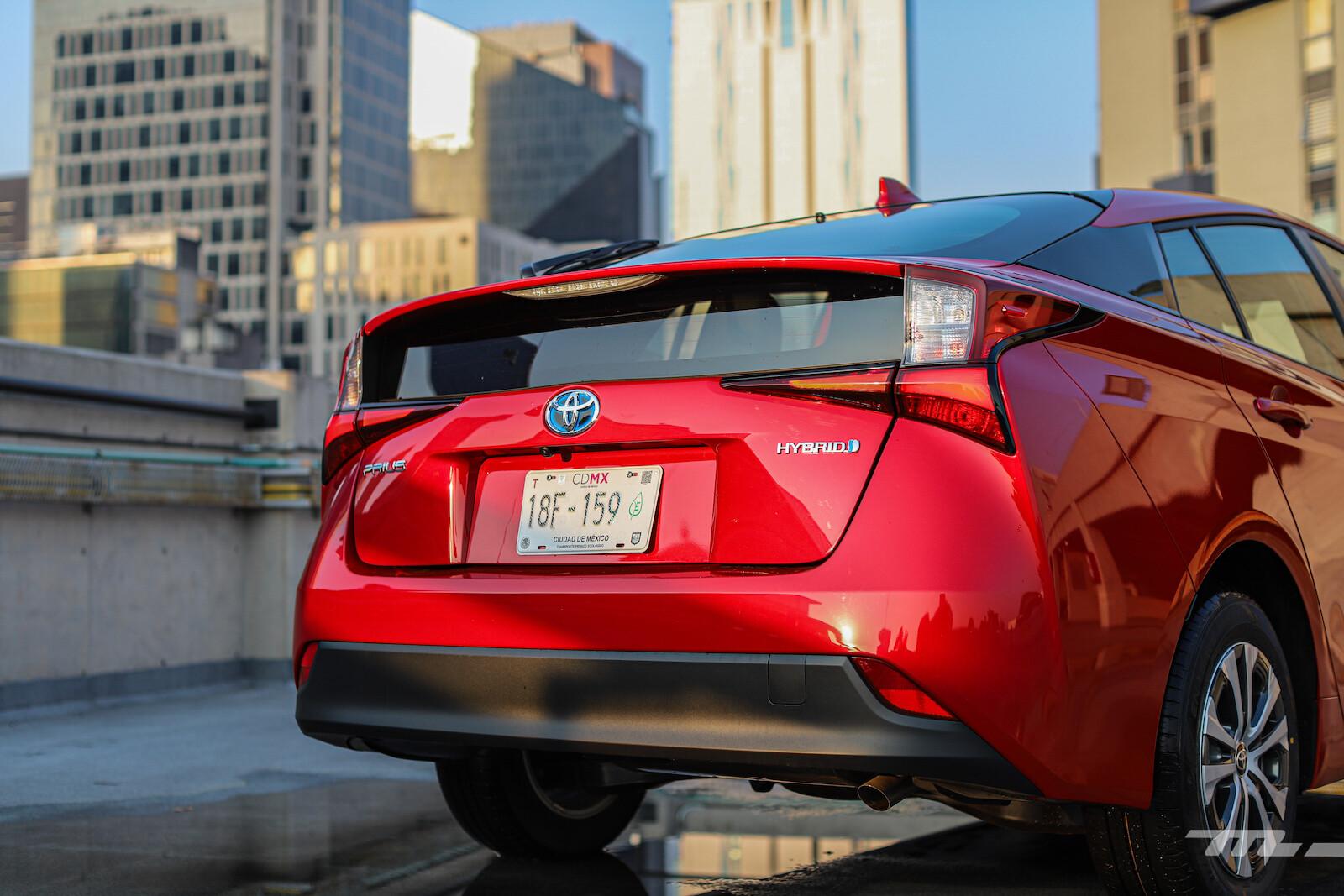 Foto de Toyota Prius 2021 (7/29)