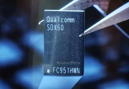 Snapdragon X60, la tercera generación del módem 5G de Qualcomm ahora nos ofrece velocidades de descarga de hasta 7.5 Gbps