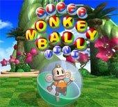 Mini juego de Super Monkey Ball