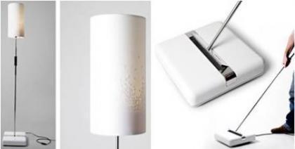 Spruce, la lámpara barredor