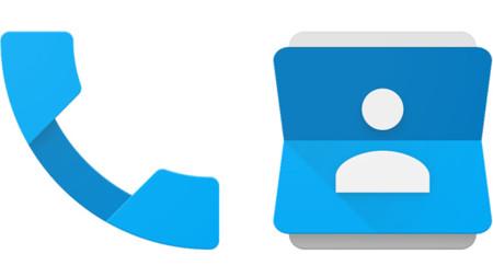 Las Aplicaciones Teléfono Y Contactos De Google Se Actualizan A