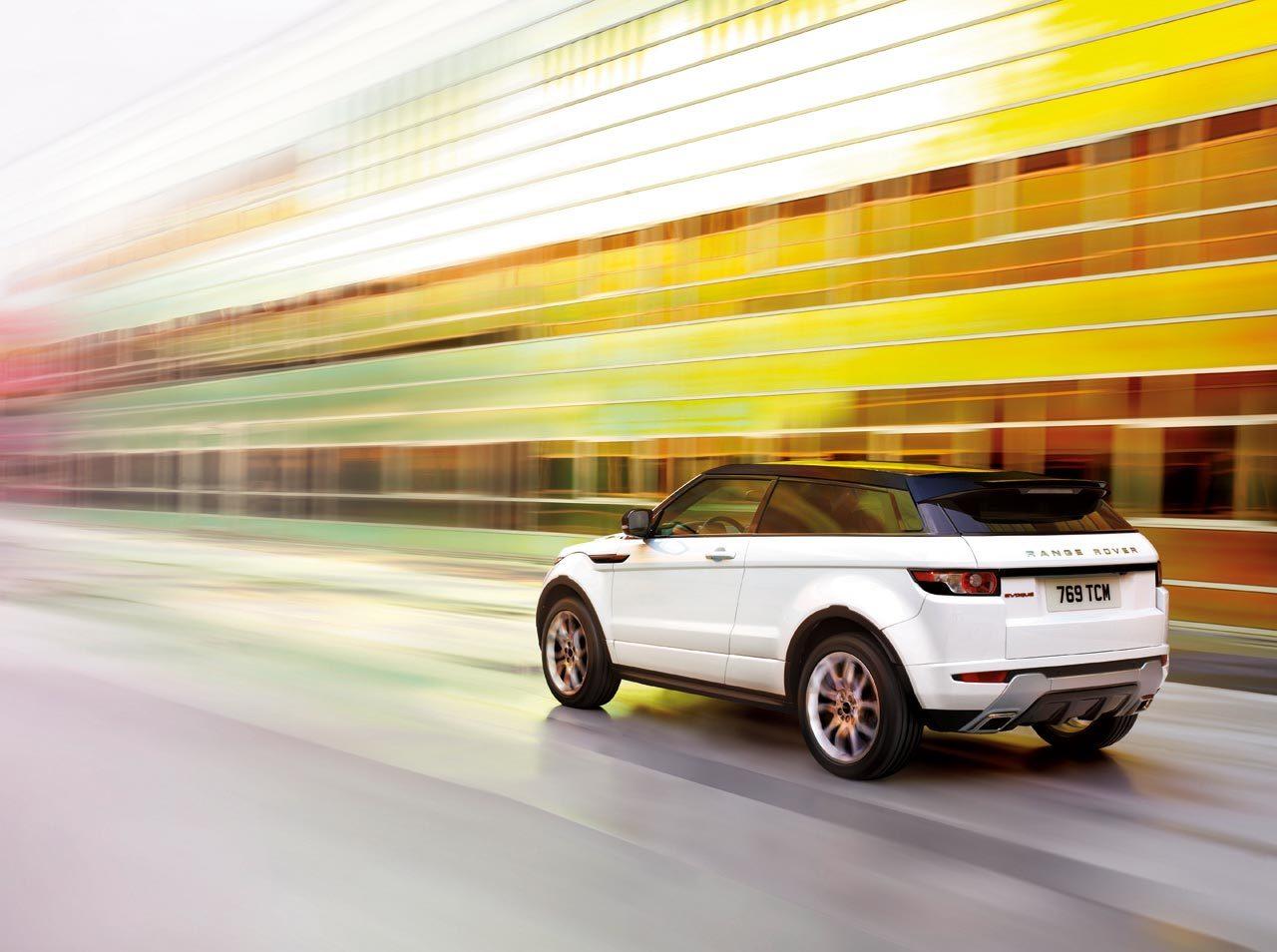 Foto de Land Rover Evoque (1/20)