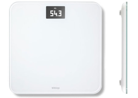 Withings báscula nueva
