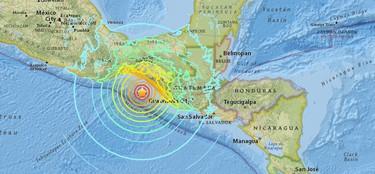 Todo lo que sabemos del temblor de 8.4 grados en México, uno de los más fuertes de los últimos años y la alerta de tsunami