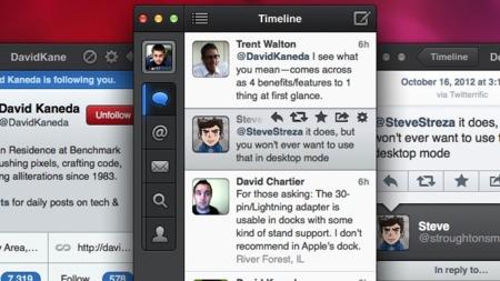 La versión final de Tweetbot para OS X ya está disponible... de momento