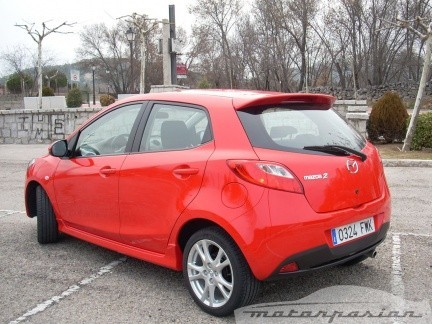 Prueba: Mazda2 5p (parte 4)