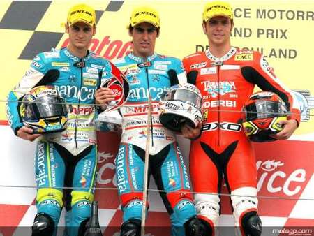 Julián Simón vence en Sachsenring, la carrera más española