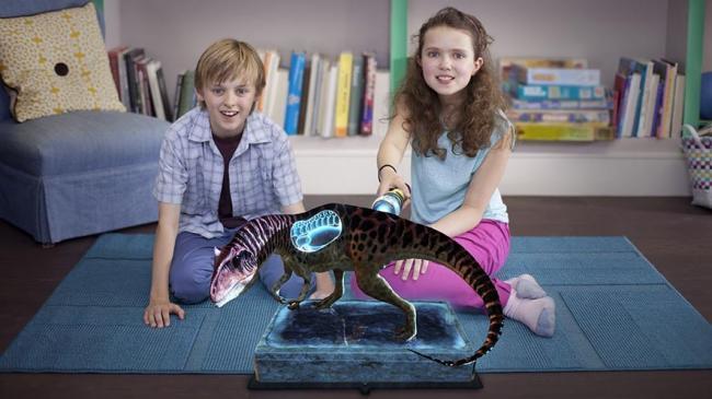 Wonderbook amplía catálogo con dinosaurios y más pociones mágicas
