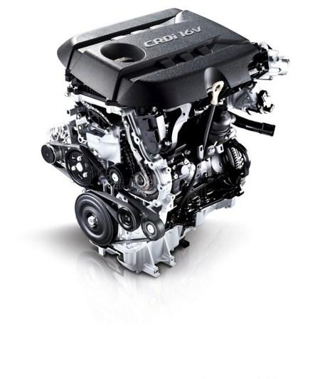 Motor 1.7 CRDi