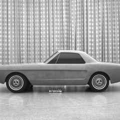 Foto 4 de 19 de la galería prototipos-ford-mustang en Motorpasión