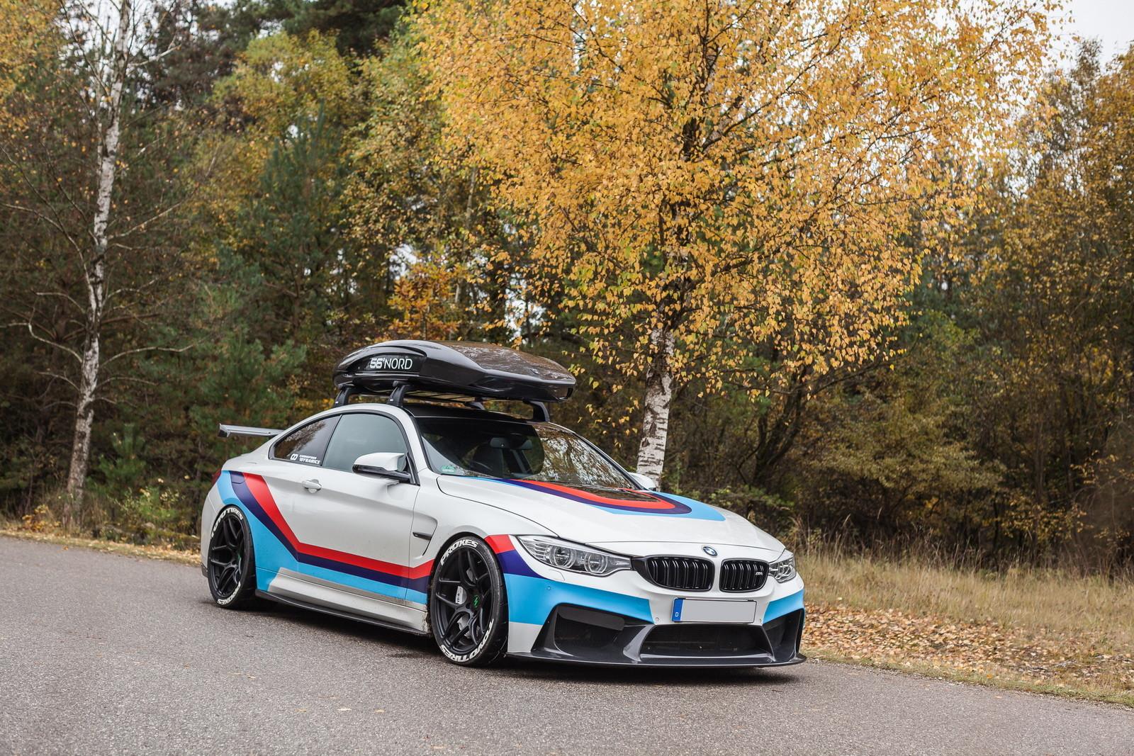 Foto de BMW M4R (19/29)
