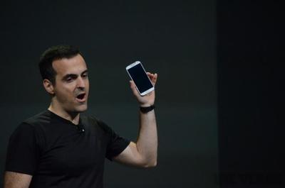 Google presenta un Samsung Galaxy S4 con sabor a Nexus