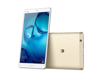 Huawei MediaPad M3, otra poderosa tablet que hace su aparición en IFA 2016