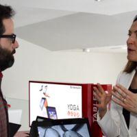 """""""El mercado de PC deja de caer, el boom del tablet ya no crece exponencialmente"""" Entrevista a Maite Ramos de Lenovo"""