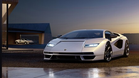 Nuevo Lamborghini Countach: sus 112 unidades ya están vendidas