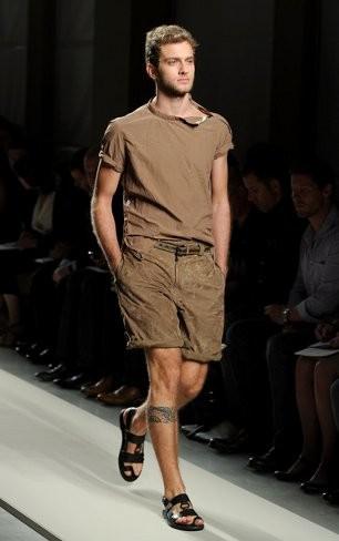 Bottega Veneta, Primavera-Verano 2011 en la Semana de la Moda de Milán