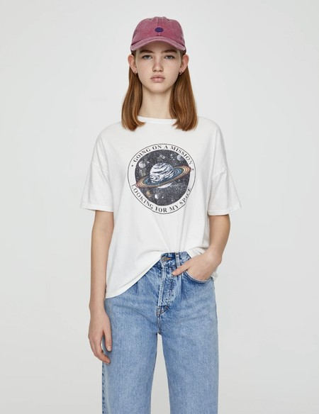 Camiseta Pull Bear 03