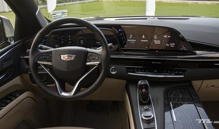 Cadillac Escalade 2021 Opiniones Prueba Mexico Contacto 31