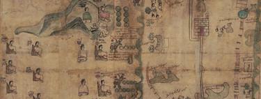 El rarísimo códex Quetzalecatzin, el mapa indígena que se asoma al México del siglo XVI