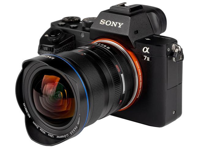 Laowa 10-18mm F4.5-F5.6 Zoom FE: el objetivo zoom más angular para cámaras full frame de Sony