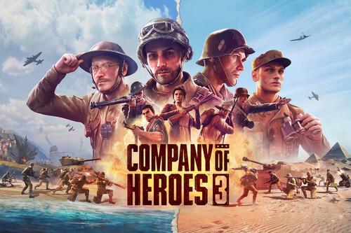 Company of Heroes 3 anunciado con tráiler gameplay, novedades y la posibilidad de empezar a jugar a la pre-alfa desde hoy mismo