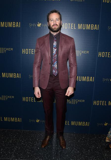 Armie Hammer Hotel Mumbai Red Carpet Premiere 03