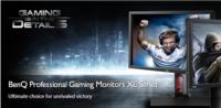 BenQ extiende su línea de monitores XL Series con modelos G-SYNC
